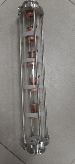Колпачковая колонна (медная) 1,5 дюйма
