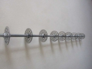 Вставка тарелок НБК (2000-3300 Вт), для царги L-1000